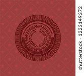 laurel wreath icon inside...   Shutterstock .eps vector #1223149372
