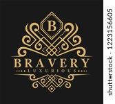 Letter B Logo   Classic...