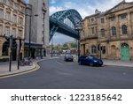 newcastle england  november 6 ... | Shutterstock . vector #1223185642