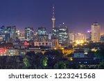 beijing   china   october 10th... | Shutterstock . vector #1223241568
