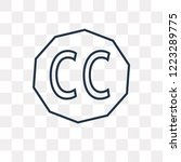 creative commons vector outline ...