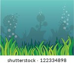 Scenery Seaweed