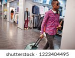 african american man in... | Shutterstock . vector #1223404495