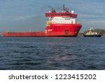port of amsterdam  noord... | Shutterstock . vector #1223415202
