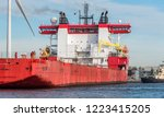 port of amsterdam  noord... | Shutterstock . vector #1223415205