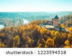 amazing aerial view over the... | Shutterstock . vector #1223594518