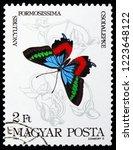 moscow  russia   october 21 ... | Shutterstock . vector #1223648122
