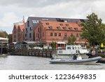 klaipeda  lithuania   september ... | Shutterstock . vector #1223649835