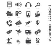icons | Shutterstock .eps vector #122366245