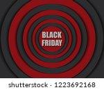 black friday sale banner....   Shutterstock .eps vector #1223692168