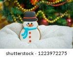 gingerbread for christmas  ... | Shutterstock . vector #1223972275