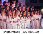molndal  sweden   december 13 ... | Shutterstock . vector #1224008635