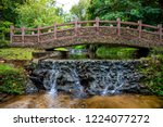image of water stream at pong... | Shutterstock . vector #1224077272