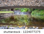 image of water stream at pong... | Shutterstock . vector #1224077275