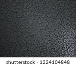 black white dry and hot summers ... | Shutterstock . vector #1224104848