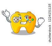 successful video game... | Shutterstock .eps vector #1224151135