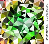 abstract background multicolor... | Shutterstock . vector #1224160198