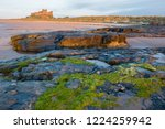 Seahouses and Bamburgh Castle england united kingdom northernmost country europe