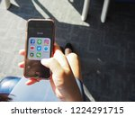 bangkok thailand.  november 6 ... | Shutterstock . vector #1224291715