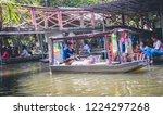 phetchaburi  thailand  ... | Shutterstock . vector #1224297268