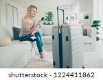 full legs body size good...   Shutterstock . vector #1224411862