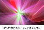 bright different random lights  ... | Shutterstock . vector #1224512758