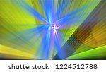 bright different random lights  ... | Shutterstock . vector #1224512788