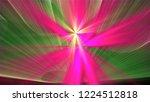 bright different random lights  ... | Shutterstock . vector #1224512818