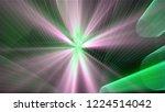 bright different random lights  ... | Shutterstock . vector #1224514042