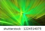 bright different random lights  ... | Shutterstock . vector #1224514075