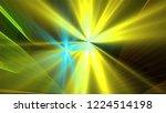 bright different random lights  ... | Shutterstock . vector #1224514198
