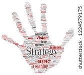 vector conceptual business...   Shutterstock .eps vector #1224579175