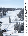 winter in schwarzwald.high...   Shutterstock . vector #1224637015
