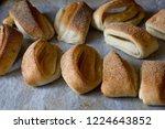 traditional swedish bakeware...   Shutterstock . vector #1224643852