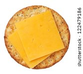 Whole Wheat Cracker And Cheese...