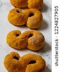 swedish christmas. gluten free...   Shutterstock . vector #1224827905