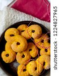 swedish christmas. gluten free...   Shutterstock . vector #1224827965