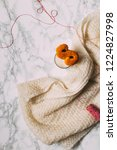 swedish christmas. gluten free...   Shutterstock . vector #1224827998