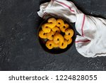 swedish christmas. gluten free...   Shutterstock . vector #1224828055