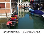 italy  city of venice ... | Shutterstock . vector #1224829765
