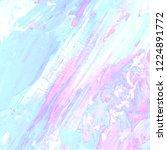 abstract watercolor. creative...   Shutterstock . vector #1224891772