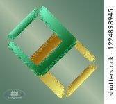 minimalist design templates.... | Shutterstock .eps vector #1224898945