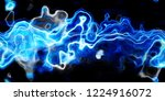 closeup of colorful abstract... | Shutterstock . vector #1224916072