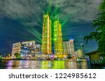 bangkok thailand   november 9... | Shutterstock . vector #1224985612