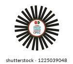 china pakistan economic...   Shutterstock .eps vector #1225039048