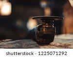 high precision hot forging... | Shutterstock . vector #1225071292