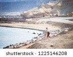 sinai peninsula  egypt   09.22... | Shutterstock . vector #1225146208