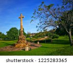 adelaide  south australia.   on ... | Shutterstock . vector #1225283365