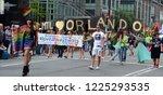 montreal quebec canada 08 18... | Shutterstock . vector #1225293535