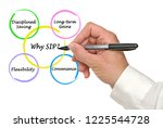 systematic investment plan... | Shutterstock . vector #1225544728